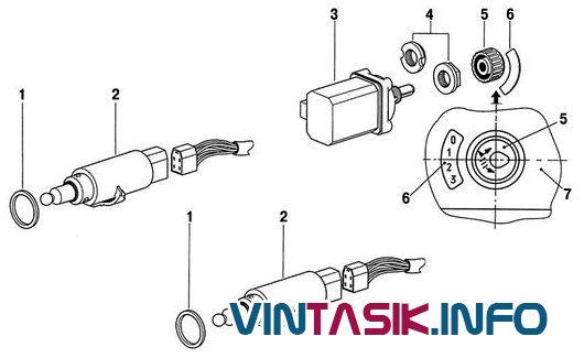 Порядок регулировки клапанов ВАЗ 2107 – технология и ...