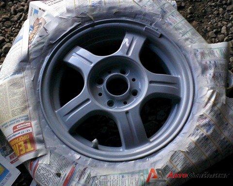 Реставрация авто своими руками фото 708