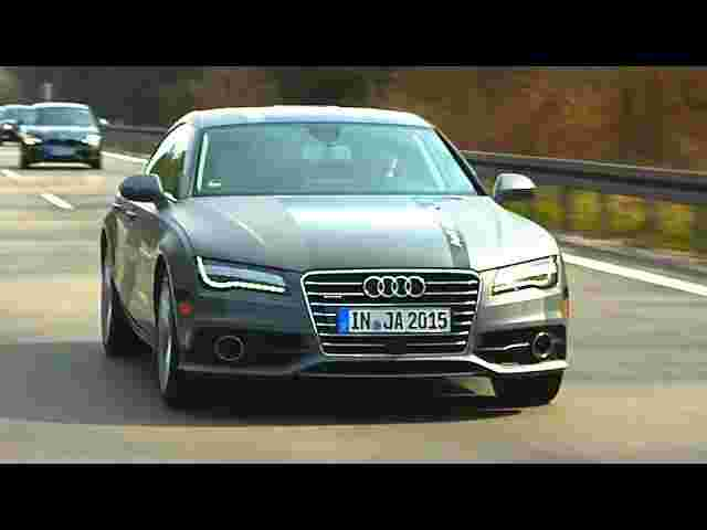 Audi Self Driving Car A9 Highway Demo A7 Audi Piloted Driving How It Works CARJAM TV HD 2016