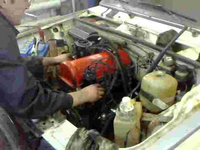 Капитальный ремонт двигателя ваз 2105 своими руками видео