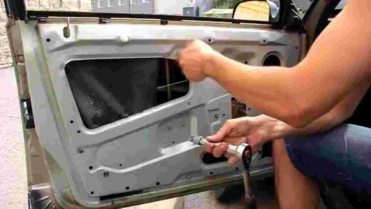 Установка электростеклоподъемников на ваз 2109 своими руками