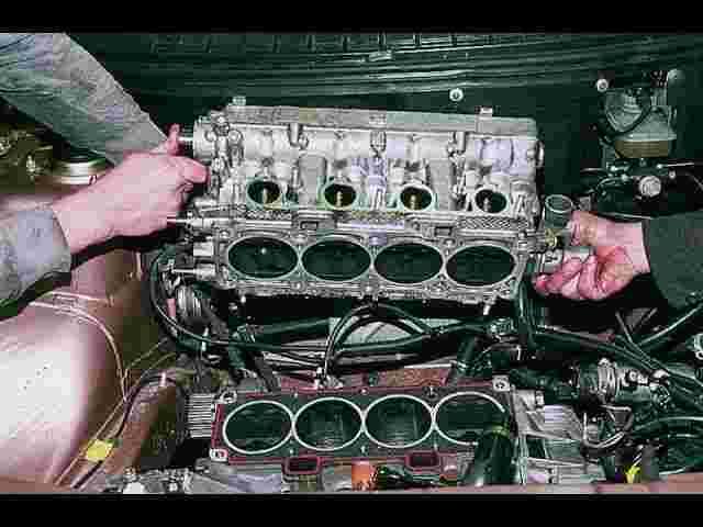 Ремонт двигателя уаз своими руками видео фото
