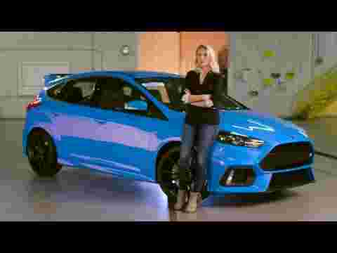 Meet the 2016 Ford Focus RS