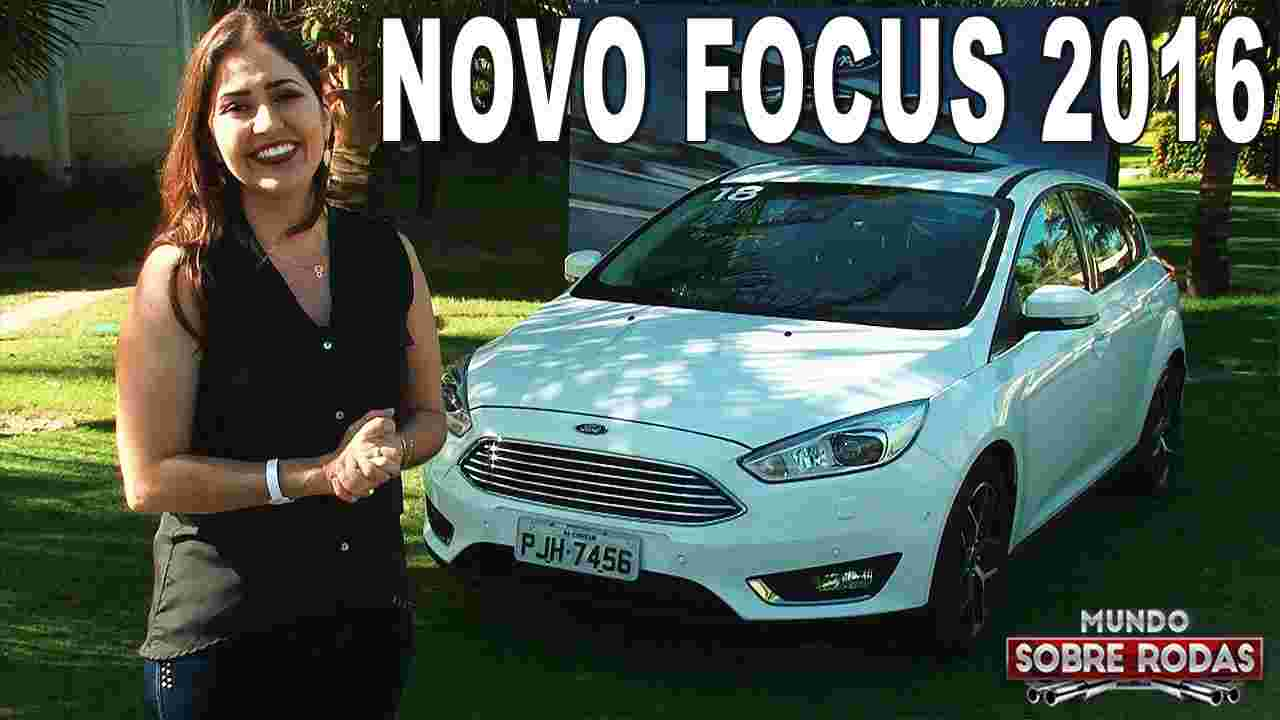 Novo Ford Focus Hatch 2016