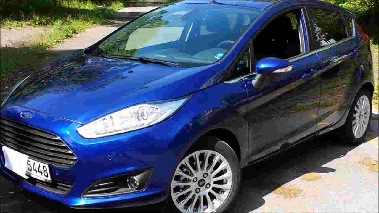 2014 Ford Fiesta 1.0 EcoBoost - Review, Full-Tour, Testdrive, Sound (1080p HD)