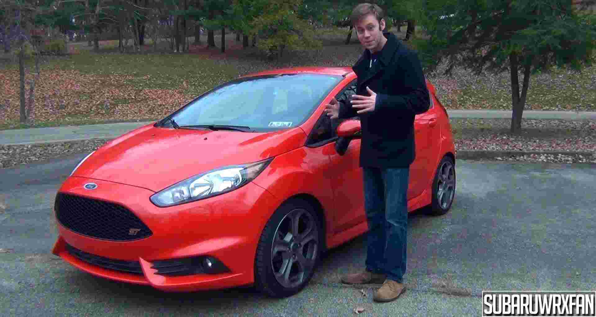Review: 2014 Ford Fiesta ST